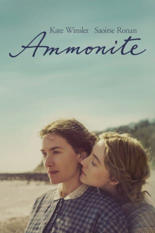 movie poster for Ammonite