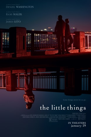 movie poster for The Little Things