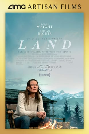 movie poster for Land