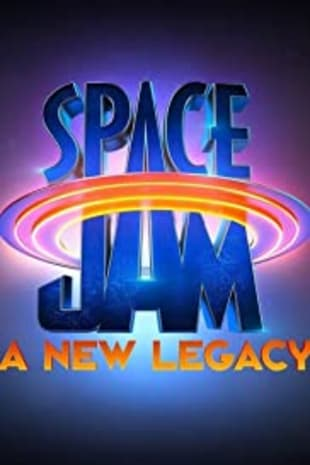 movie poster for Space Jam 2