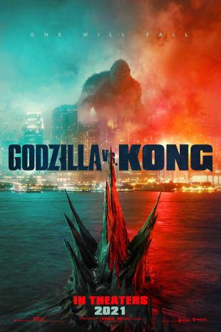 movie poster for Godzilla Vs. Kong