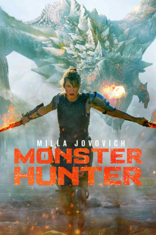 movie poster for Monster Hunter