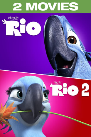 movie poster for Rio 2-Movie Collection