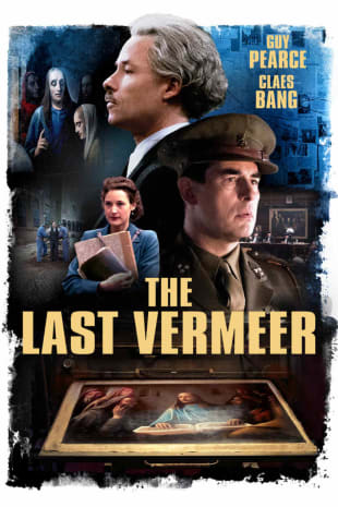 movie poster for The Last Vermeer