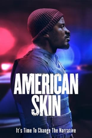 movie poster for American Skin