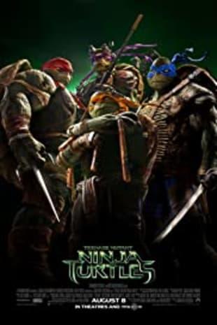 movie poster for Teenage Mutant Ninja Turtles