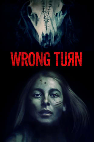 movie poster for Wrong Turn (2021)