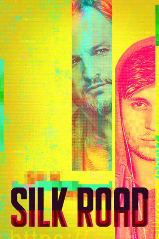 movie poster for Silk Road