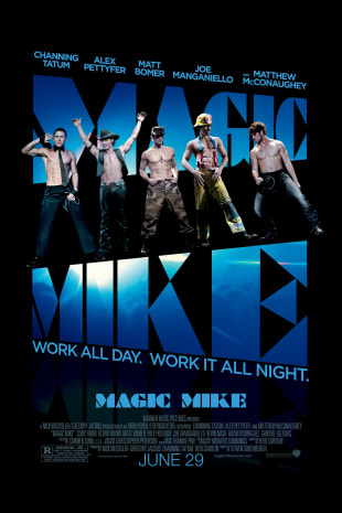 movie poster for Magic Mike