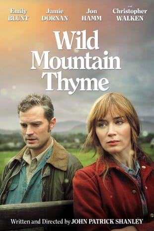 movie poster for Wild Mountain Thyme