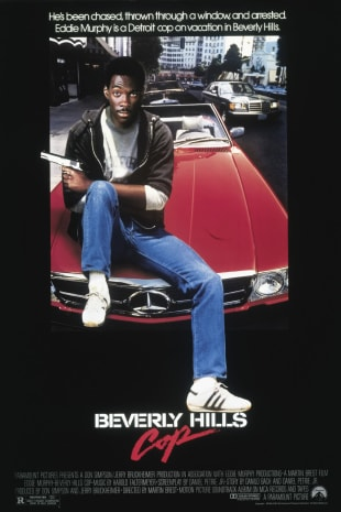 movie poster for Beverly Hills Cop (1984)