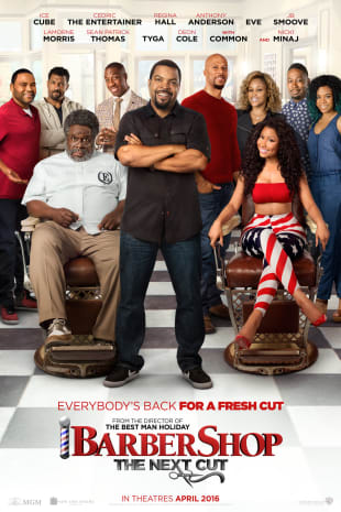 movie poster for Barbershop: The Next Cut