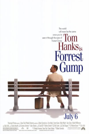 movie poster for Forrest Gump (1994)