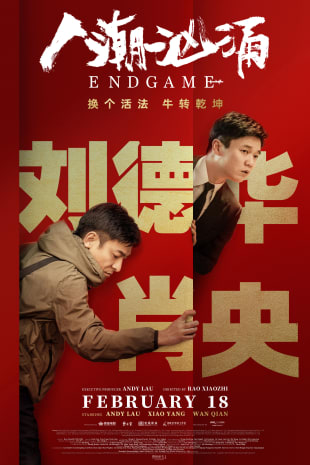 movie poster for End Game