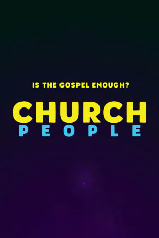 movie poster for Church People