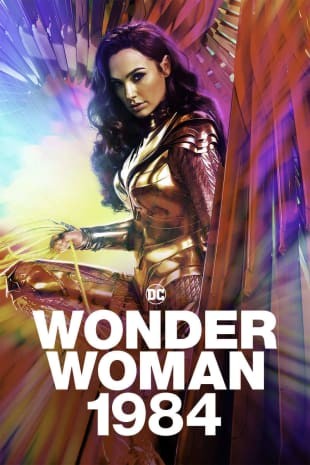 movie poster for Wonder Woman 1984
