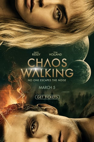movie poster for Chaos Walking