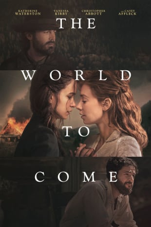 movie poster for The World To Come