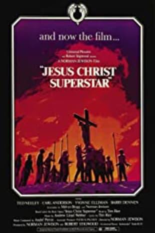 movie poster for Jesus Christ Superstar (1973)