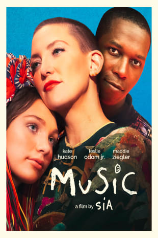 movie poster for Music