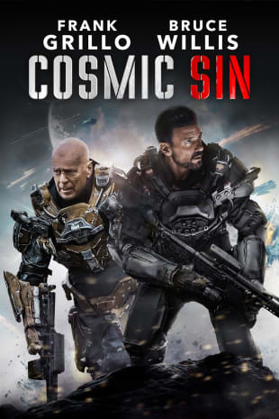 movie poster for Cosmic Sin