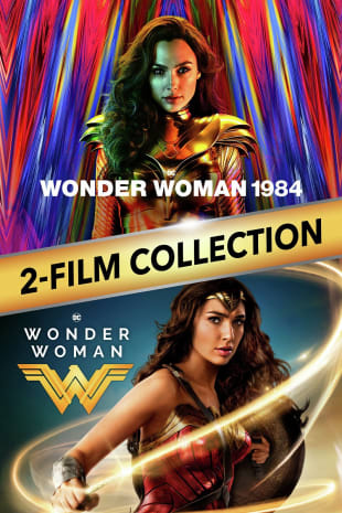 movie poster for Wonder Woman 2-Film Bundle