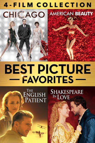 movie poster for Best Picture Favorites Vol. 2