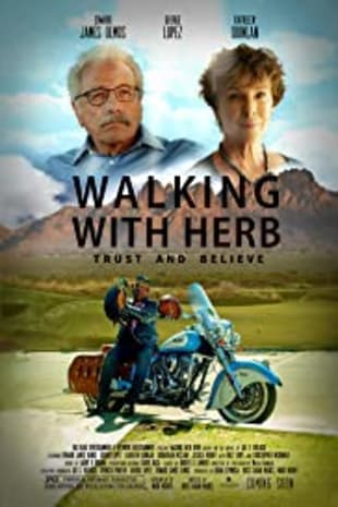 movie poster for Walking With Herb