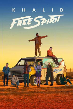 movie poster for Khalid: Free Spirit