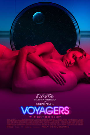 movie poster for Voyagers