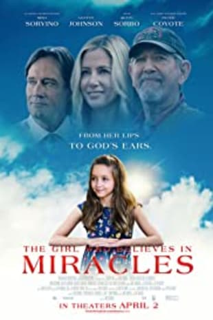 movie poster for The Girl Who Believes in Miracles