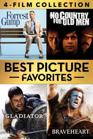 movie poster for Best Picture Favorites