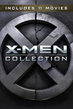movie poster for X-Men 11-Movie Collection