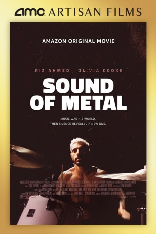 movie poster for Sound Of Metal