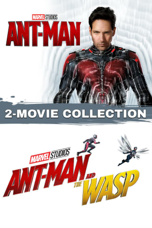 movie poster for Ant-Man / Ant-Man and the Wasp Bundle