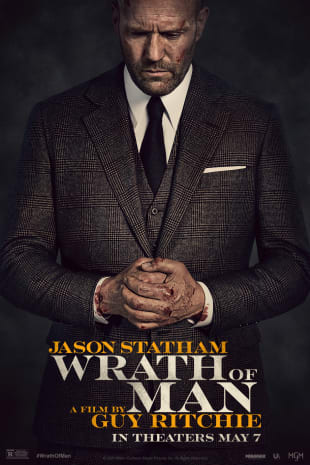 movie poster for Wrath Of Man