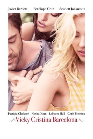 movie poster for Vicky Cristina Barcelona (MGM)