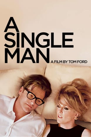 movie poster for A Single Man