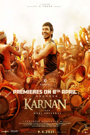 movie poster for Karnan