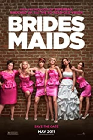 movie poster for Bridesmaids 10th Anniversary