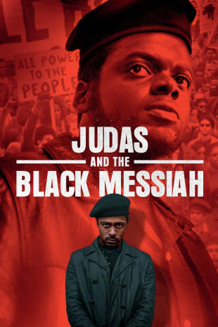 movie poster for Judas And The Black Messiah