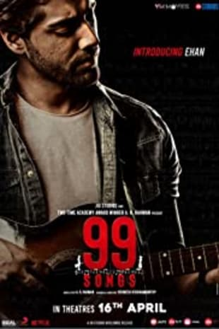 movie poster for 99 Songs