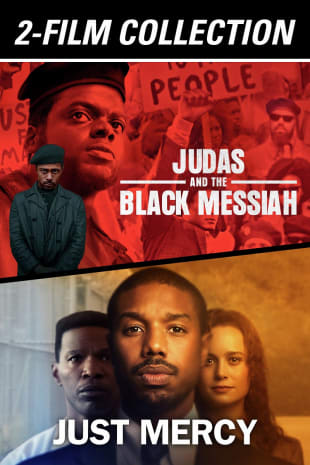 movie poster for Judas and the Black Messiah / Just Mercy Bundle
