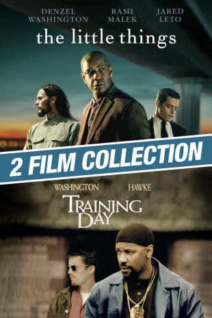 movie poster for The Little Things & Training Day Bundle