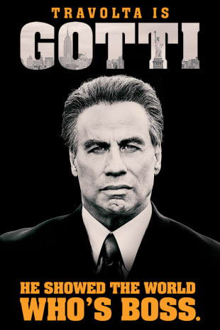 movie poster for Gotti