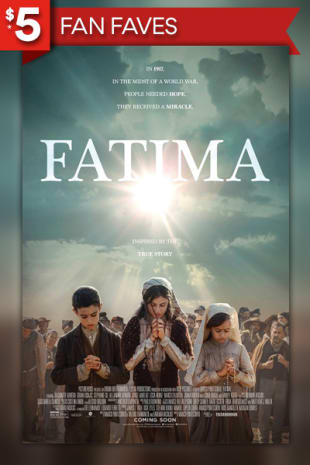 movie poster for Fatima