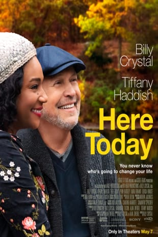 movie poster for Here Today