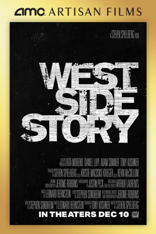movie poster for West Side Story