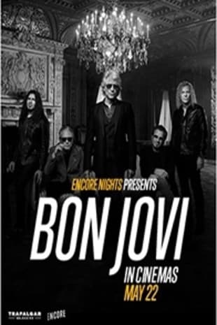 movie poster for Bon Jovi From Encore Nights