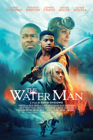 movie poster for The Water Man